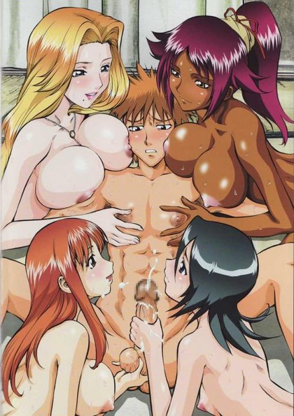 Bleach sex games pic vids